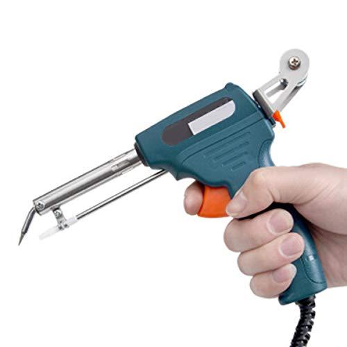 Soldering Gun Kit, 60W Electrical Solder Gun for Jewelry, Home DIY, Circuit Board Repair