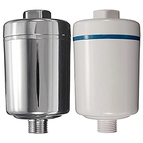 Inline Water Filter Shower - Tap Water Softener - Kitchen Water Tap ...