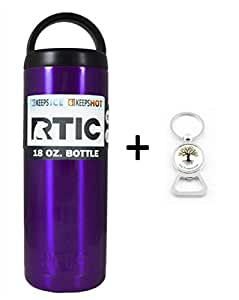 rtic custom 18 ounce water bottle and bottle. Black Bedroom Furniture Sets. Home Design Ideas