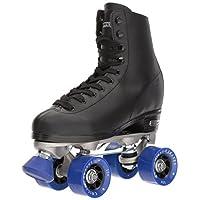 Patines de ruedas de patinaje sobre ruedas de los hombres de Chicago - Talla negra 8