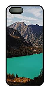 Case For Ipod Touch 4 Cover landscapes nature 3 PC Custom Case For Ipod Touch 4 Cover Cover Black