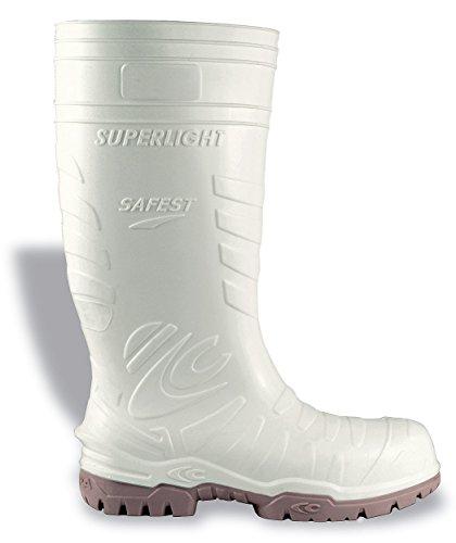 Cofra Safest S5 Ci SRC Paire de Chaussures de sécurité Taille 41 Blanc