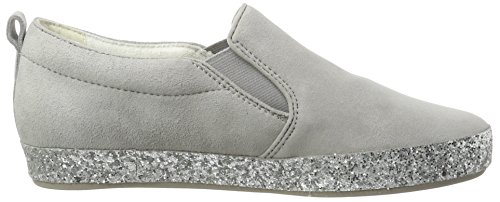 Femme Shoes Basses Lightgreykristall Gabor Sneakers Gris Comfort wvI6xgqFW
