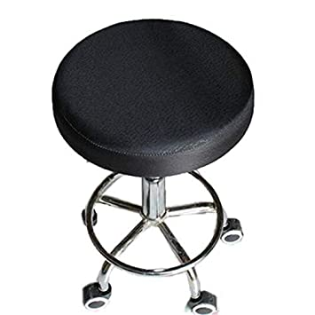Amazoncom Essencedelight Stool Cover Round Thick Waterproof