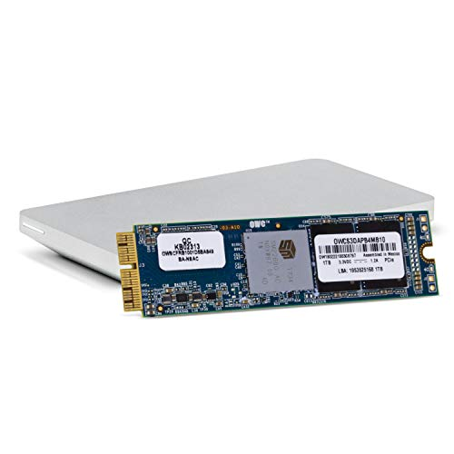 OWC OWCS3DAPB4MB05K Aura Pro X SSD Kit (Komponenten > SSD Solid State Drive)