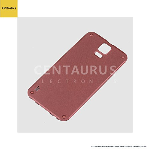 New Back Battery Cover Door Replacement For Samsung Galaxy S5 Active G870 G870A Red/Gray/Green - Battery Grey Cover Door