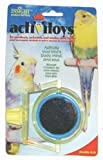 JW Pet Company Activitoy Double Axis Small Bird Toy, Colors Vary, My Pet Supplies