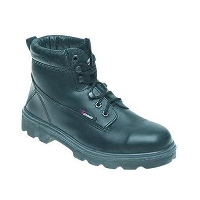Toesavers 1100 – 3.0 cuello acolchado de doble densidad entresuela de S3 botas de seguridad,