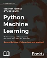 Python Machine Learning, 2nd Edition Front Cover