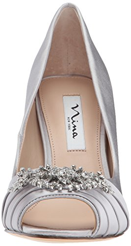cheap sale huge surprise discount huge surprise Nina Women's Rumina Dress Pump Ys-silver free shipping best sale cheap clearance 2014 new go8VL6Gm9