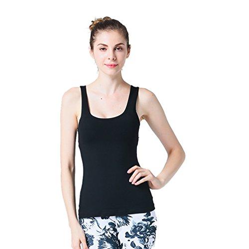 Femmes Gilets Binhee De Sport Haute Yoga OdY8wqY