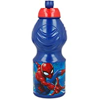 Botella Sport 400 ML | Spiderman Graffiti