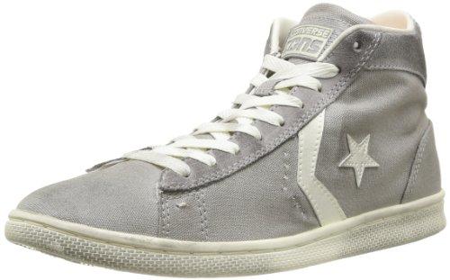 Adulto Leather Sneaker Elephant Distr Pro Converse Mid Unisex White off Canvas Lp Skin nU6qWFB
