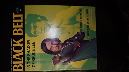 Black Belt Magazine August 1974 In the Shadow of Bruce Lee Cover Store, includes Robert Lee bridging the Gap between a brothers Legend, Science of High-Kicking Self Defense, Making of a Monster Man, Kyujutsu art of Bow & Arrow, Womens Judo