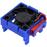 Power Hobbies Ph3000Blue Cooling Fan, for Traxxas Velineon Vlx-3 Esc, Blue