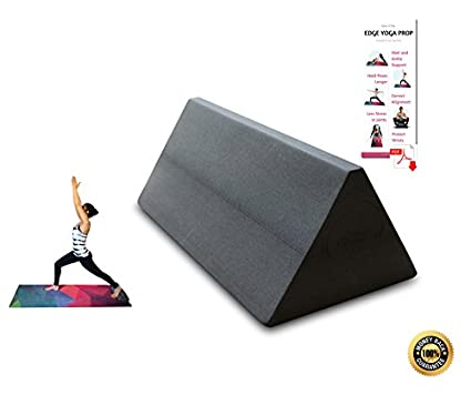 Amazon.com : The Workin Yoga Edge Prop for Support, Wedge ...