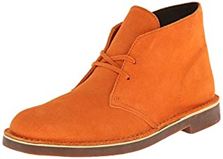 Clarks Men's Bushacre 2 Chukka Boot, Orange, 10.5 M US (B00NYURVQ4) | Amazon price tracker / tracking, Amazon price history charts, Amazon price watches, Amazon price drop alerts