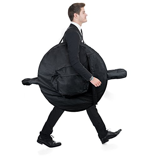 MM Deluxe 36 Inch Prize Wheel Heavy Duty Carrying Bag - Fits Most 36 Inch Wheels with Easels! by MM (Image #1)