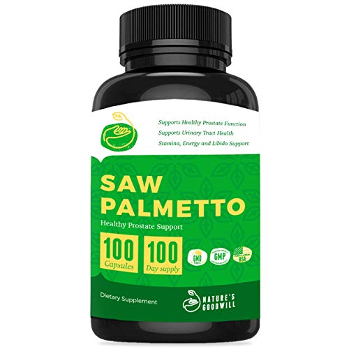 Palmetto Prostate Supplements Urination Prevention product image