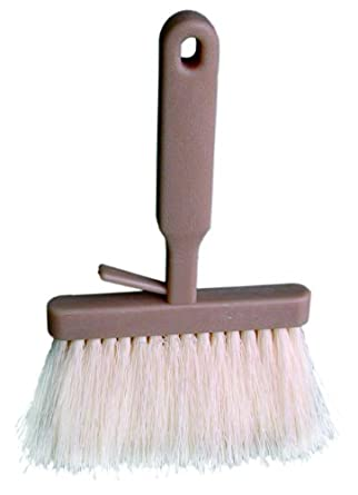 "Magnolia Brush 580 Tampico Masonry/Applicator/Paste Brush with Hang Clip, 3-1/2"" Trim, 6"" Length x 1-3/4"" Width (Case of 12)"