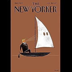 The New Yorker, August 28th 2017 (Elizabeth Kolbert, Ian Frazier, Nick Paumgarten)