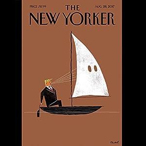 The New Yorker, August 28th 2017 (Elizabeth Kolbert, Ian Frazier, Nick Paumgarten) Periodical