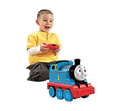 Thomas Friends Preschool Steam N Speed Rc Thomas from Fisher-Price