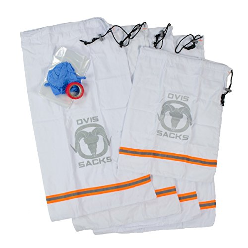 - BlackOvis Ovis Sacks Lightweight Game Bags (XL)