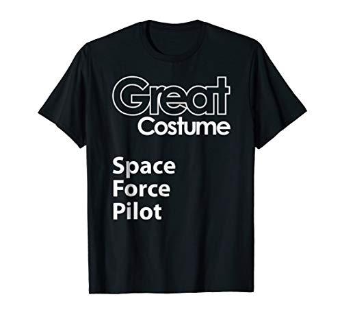 Funny Space Force Pilot, Costume Ideas, DIY ()