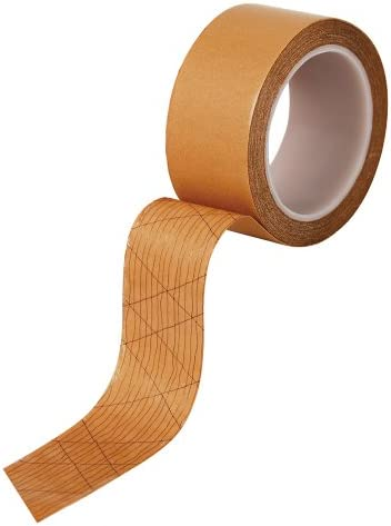 QEP 50-550 Acrylic Tape 1-7/8-Inch x 75 foot Roll Brown