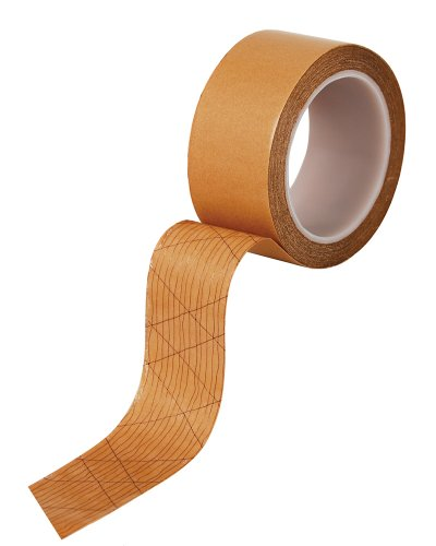 Double-Sided Acrylic Adhesive Strip for Vinyl, 50-Feet (Sheet Flooring Adhesive)