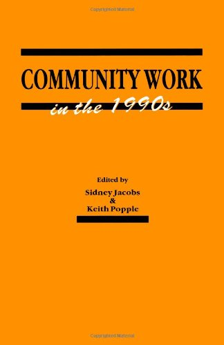 Community Work in the 1990s