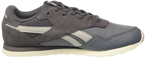 Skull Trail Grey Mujer Dust Ash de Chalk Gris Zapatillas Asteroid Reebok Bd5611 para Grey Running ZgfF7t