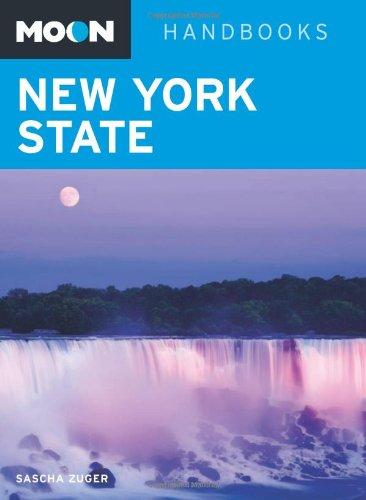 Moon New York State (Moon Handbooks)