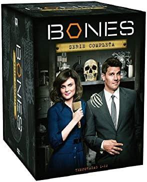 Pack Bones Temporada 1-12 [DVD]: Amazon.es: Emily Deschanel, David ...