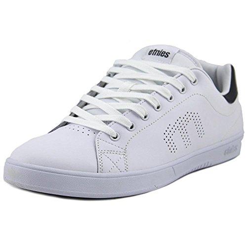 Etnies Mens Mens Callicut Ls Skate Shoe Bianco Navy
