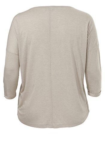 VIA APPIA DUE Fließendes Blusen-Shirt Extraweite