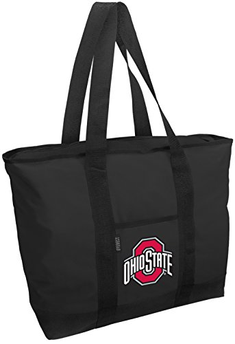 Broad Bay Ohio State University Tote Bag Best OSU Buckeyes Totes Shopping Travel or Everyday