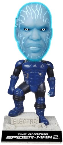Funko Marvel - Spiderman Movie 2 - Electro Wacky Wobbler