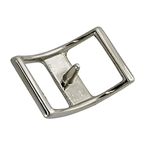 """2 pcs of 1"""" Stainless Steel Conway Buckle"""