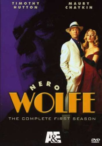 Nero Wolfe - The Complete First Season (Wolfe Tv Nero)