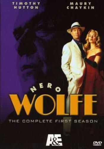 Nero Wolfe - The Complete First Season (Wolfe Nero Tv)