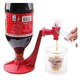 FairOnly Drink Machines Magic Tap Saver Soda Dispenser Bottle Coke Upside Down Drinking Water Dispense Party Bar Kitchen Gadgets Show