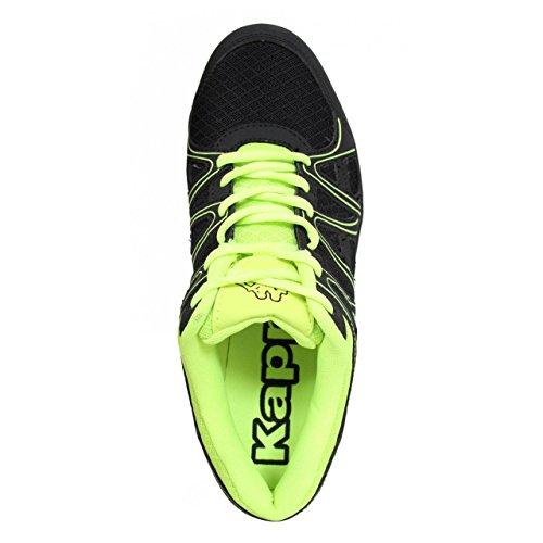 Chaussures de sport pour Homme et Femme KAPPA 302X9B0 ULAKER C17 BLACK
