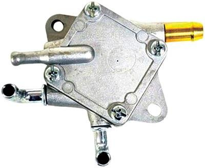 Sports Parts Inc SM-07358 Fuel Pump - Dual Outlet - Square