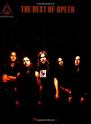 THE BEST OF OPETH (GUITAR RECORDED VERSIONS) image