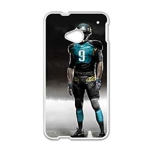 Jacksonville Jaguars HTC One M7 Cell Phone Case White SVD_548178