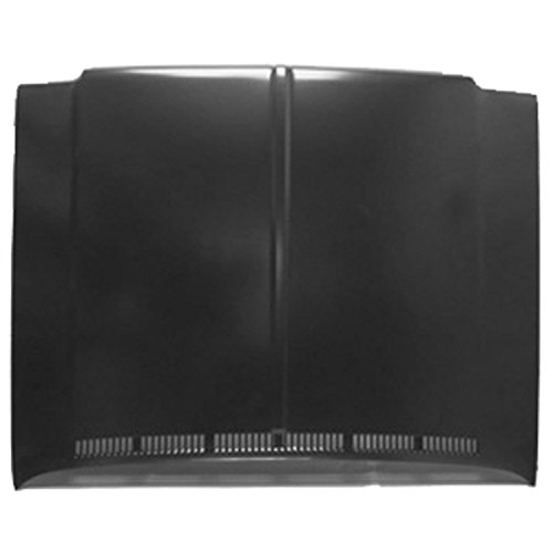 PTM GM1230122 Hood Panel for Chevy Blazer, Pickup, Suburban, GMC Jimmy, Suburban