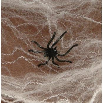 Fun Express Halloween Spiderwebs Plastic