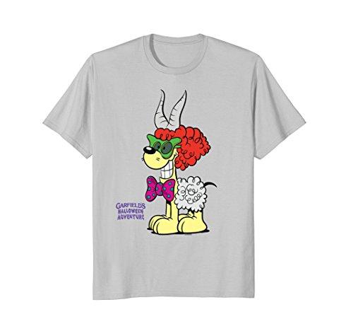 Garfield Amazon Costume (Mens Garfield Odie Goat Costume XL)